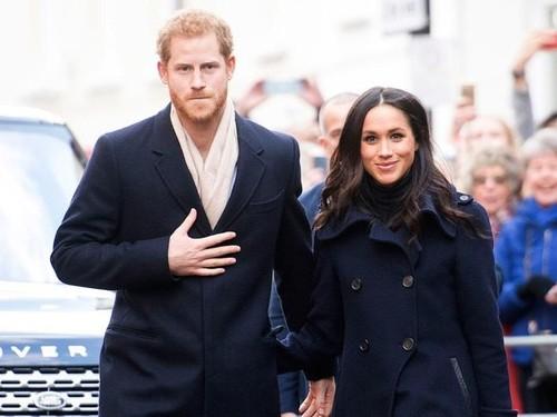 Meghan Markle dan Pangeran Harry Ingin Kue Pernikahan Dari Pisang