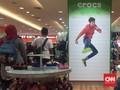 Crocs Global Merugi, Bisnis di Indonesia 'Tertular'