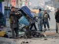 Bom Bunuh Diri saat Demo di Afghanistan, Enam Tewas