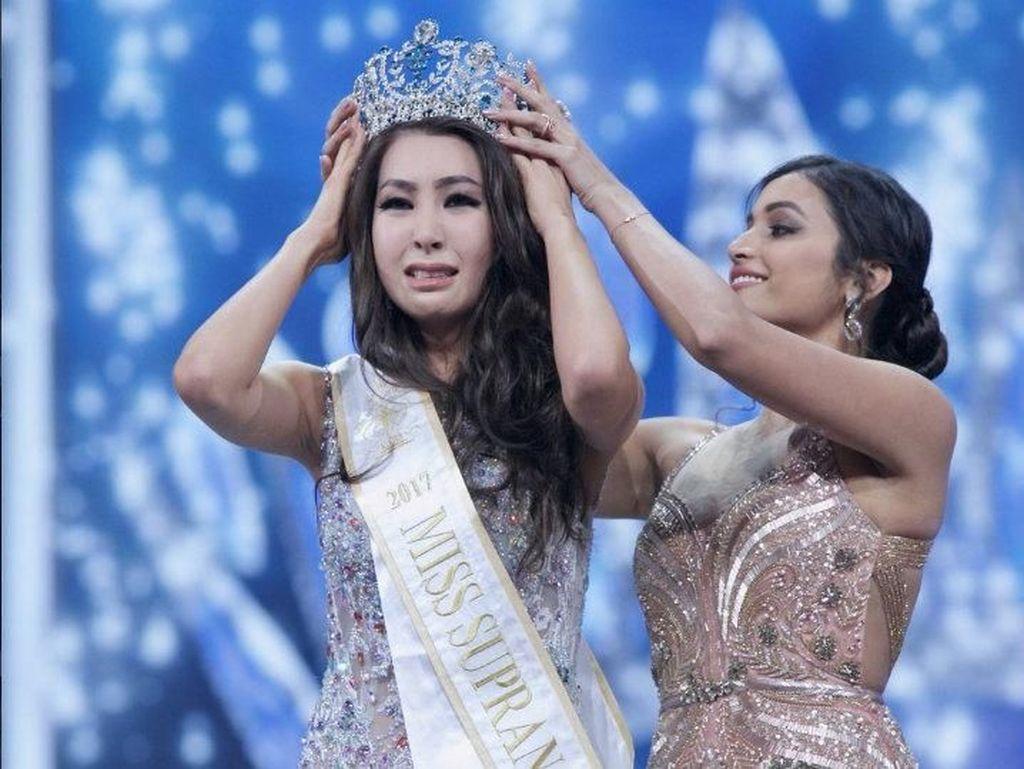 Cantiknya Jenny Kim, Juara Miss Supranational 2017 Pernah Tinggal di Jakarta
