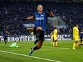 Perisic Cetak Hattrick, Inter Milan ke Puncak Klasemen