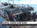 VIDEO: Kapal Asing Curi Ikan di Indonesia