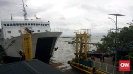 Kronologi Avanza Tercemplung dari Feri ke Selat Sunda