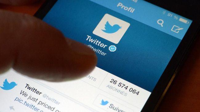 Twitter Verifikasi Akun Caleg Jelang Pilpres 2019