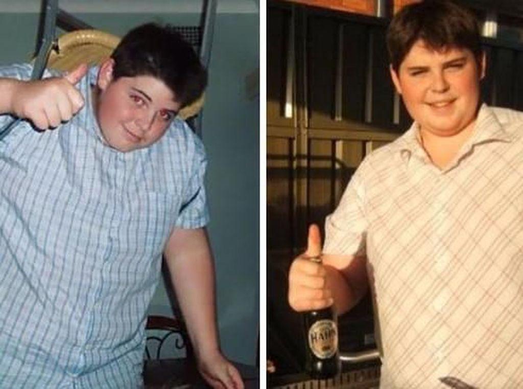 Transformasi Mengagumkan Juara The Biggest Loser yang Kini Tampan dan Seksi