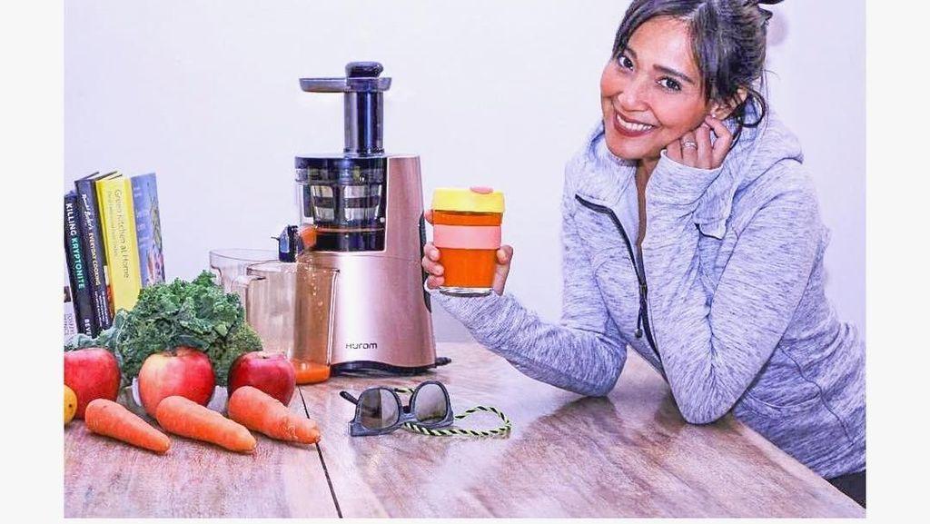 Lama Tak Terdengar, Sophie Navita Kini Sibuk Terapkan Diet Sehat