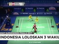 VIDEO: Tiga Wakil Indonesia di BWF Super Series Finals 2017