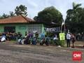 Polisi Tangkap 12 Relawan Penolak Bandara Kulon Progo