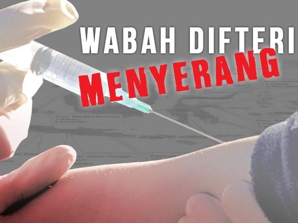 Difteri Mewabah Lagi