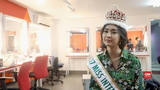 VIDEO:Kevin Lilliana Cerita di Balik Layar Miss International