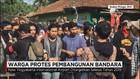 Warga Protes Pembangunan Bandara Baru Yogyakarta
