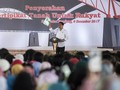 Jokowi Bagikan 700 Sertifikat Tanah di Pulau Rote NTB
