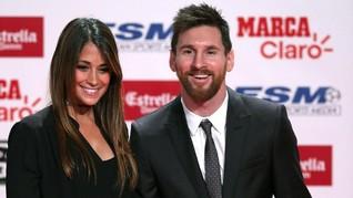 Messi: Saya Lebih Bahagia di Usia 30 Tahun