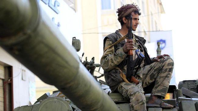 Korsel Konfirmasi Kapal Mereka Disita Pemberontak Houthi