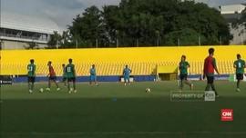 VIDEO: Latihan Perdana Sriwijaya FC Tanpa Rahmad Darmawan
