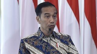 Jokowi Ceritakan Kronologi Airlangga Jadi Ketua Golkar