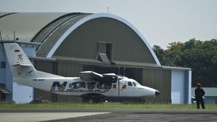 Kemenhub Bentuk Posko SAR Pesawat Hilang Kontak di Papua