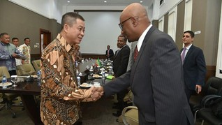 RI Tawari Ethiopia Bantuan Tenaga Ahli Listrik EBT
