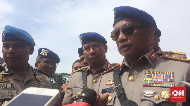 Polisi Cari Benang Merah Kasus-kasus Penyerangan Tokoh Agama