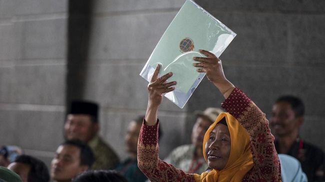 Menteri Sofyan Pede Bisa Terbitkan 10 Juta Sertifikat di 2019