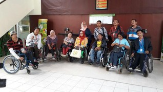 Kisah Penyandang Disabilitas Dipaksa Keluar Pesawat Etihad