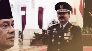 Suksesi Panglima TNI