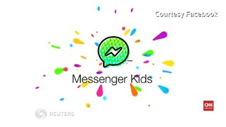 VIDEO: Messenger Kids, Media Sosial Khusus Anak