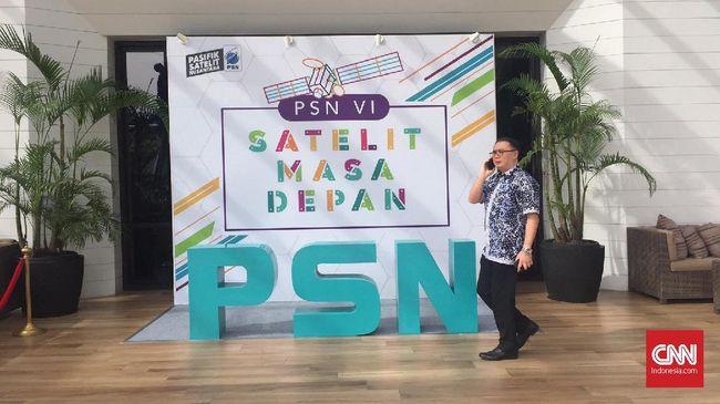 Bakti Kuasai 60 Persen Kapasitas Internet Satelit Nusantara 1
