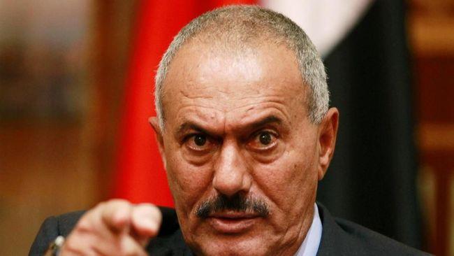 Eks Presiden Yaman Tewas As Minta Semua Pihak Berunding