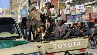 AS Tuding Iran Masih Pasok Senjata bagi Houthi di Yaman