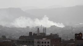 Usai Insiden Kilang Aramco, Saudi Gempur Pemberontak di Yaman