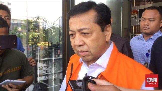 Mengenal Ketua Majelis Hakim Sidang e-KTP Setya Novanto