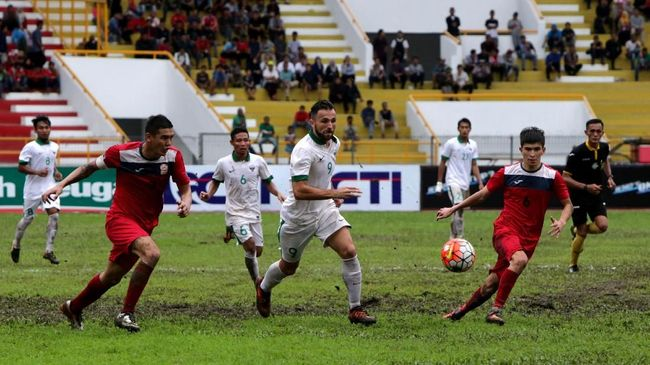 Direktur Teknik PSSI Soroti Kelemahan Timnas Indonesia
