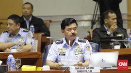 Jenderal Gatot Yakin Marsekal Hadi Mampu Hadapi Tahun Politik