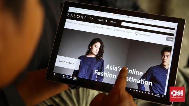 Pasar e-Commerce Indonesia Masih Tahap Edukasi