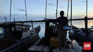 'Taring' Menteri Susi dan Berkah Nelayan Kecil di Natuna
