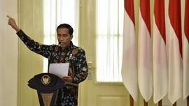 Jokowi Minta Negara Islam Tinjau Ulang Hubungan dengan Israel
