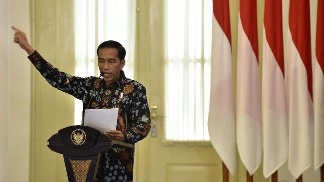 Jokowi Bakal Rilis Paket Kebijakan Cegah Korupsi