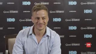 VIDEO: 'Jaqen H'ghar' soal Arya Stark di GoT 8