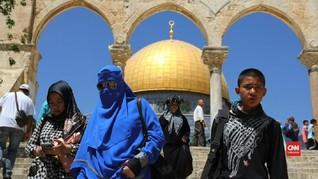 Rumania Pindahkan Kedubes dari Tel Aviv ke Yerusalem