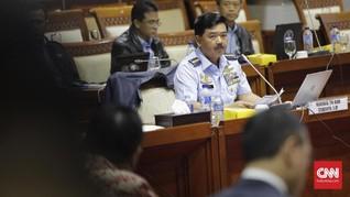Marsekal Hadi Soroti Potensi Perang di Laut China Selatan