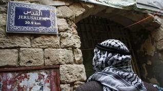 Israel Larang Pejabat Malaysia Masuk ke Palestina