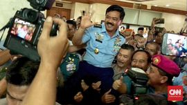 Paripurna DPR Sahkan Pencalonan Hadi Tjahjanto-Arief Hidayat