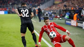 Jadwal Siaran Langsung Bayern Munchen vs PSG