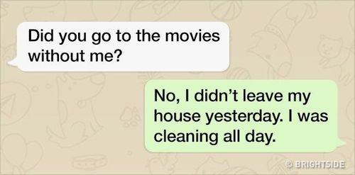 10 Tanda Pasangan Berbohong Dilihat dari Tipe Jawaban di WhatsApp 2