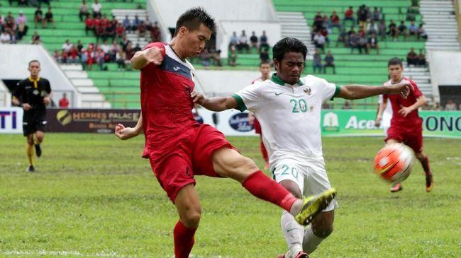 Pelajaran Penting Timnas Indonesia dari Tsunami Cup 2017