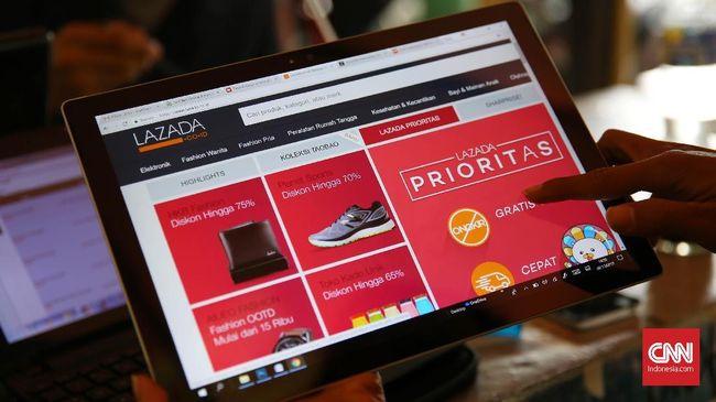Lazada Siapkan Fitur Analisis Bisnis Bagi Penjual