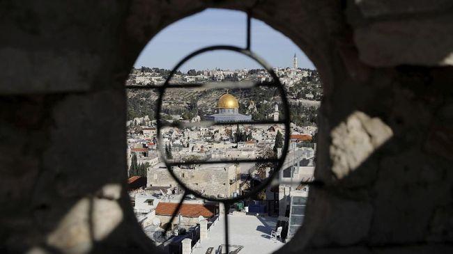 Kabinet Australia Bahas Pemindahan Kedubes ke Yerusalem