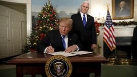Buntu Penutupan Pemerintahan, Trump Siapkan Deklarasi Darurat