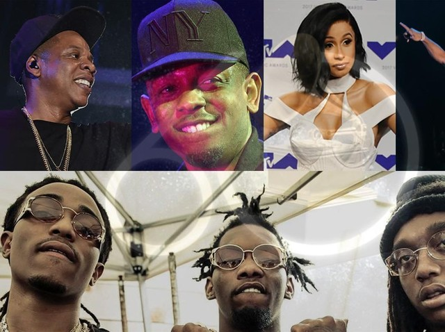 Best Rap Performance Grammy Awards 2018